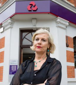 NatWest customer Annette Jeffreys