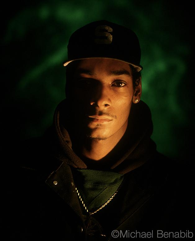 Young Snoop Dogg Headshot