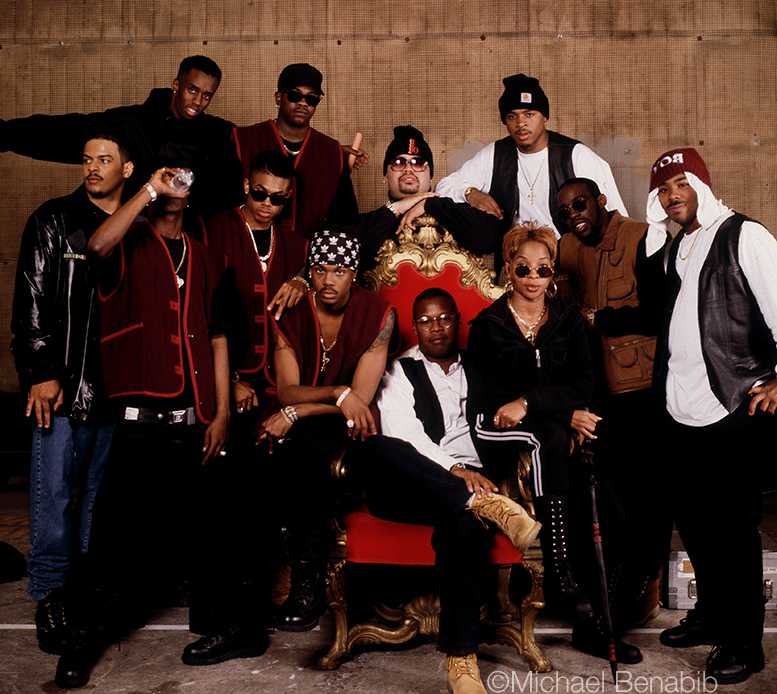 Andre Harrell & Uptown Records