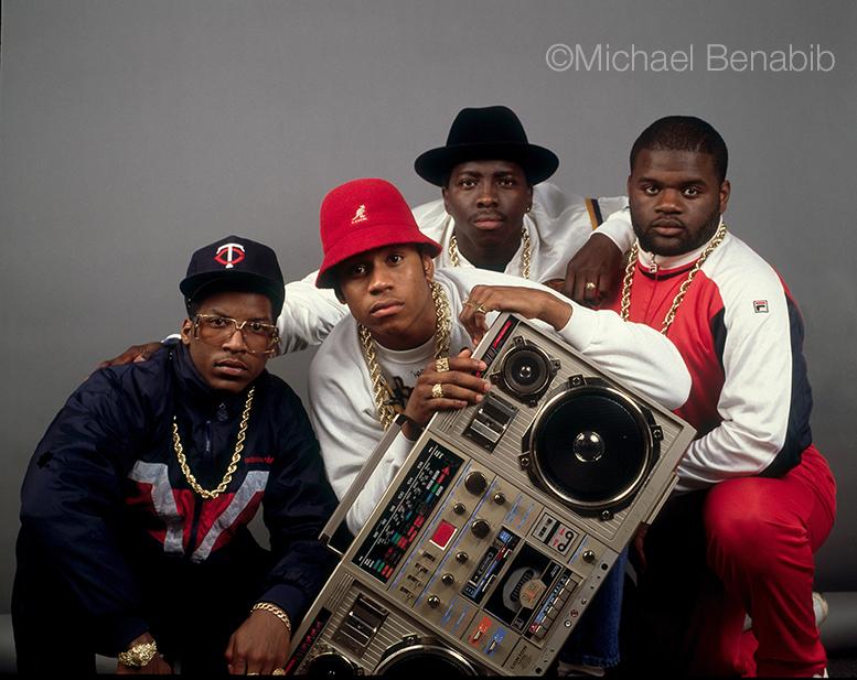 LL Cool J Crew