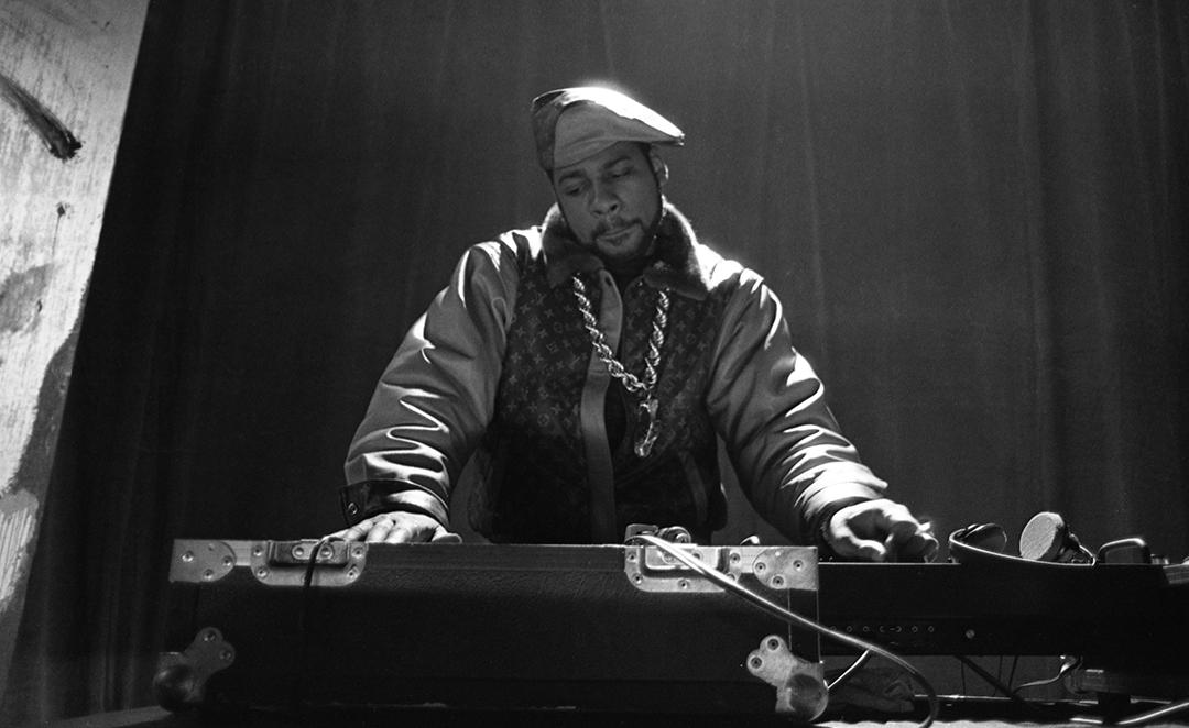 Jam Master Jay at THE WORLD photo by Michael Benabib.jpg
