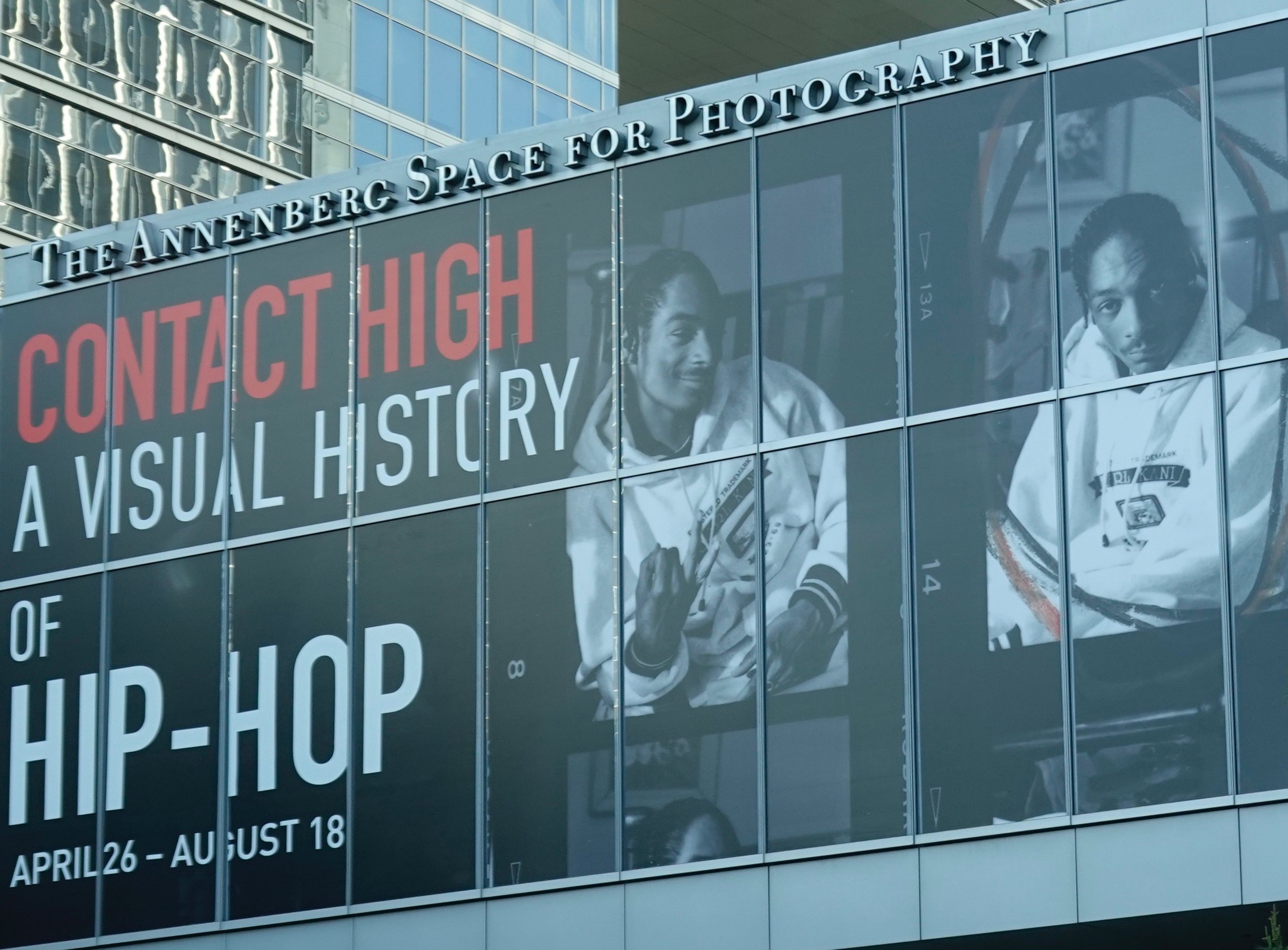 Contact High: A Visual History of Hip-Hop at Annenberg Space for Photography