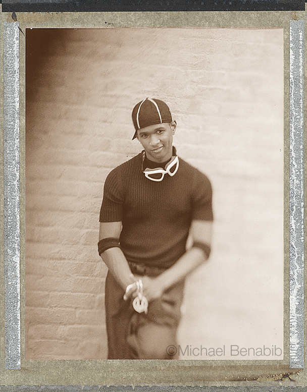 Throwback Photo of Young Usher