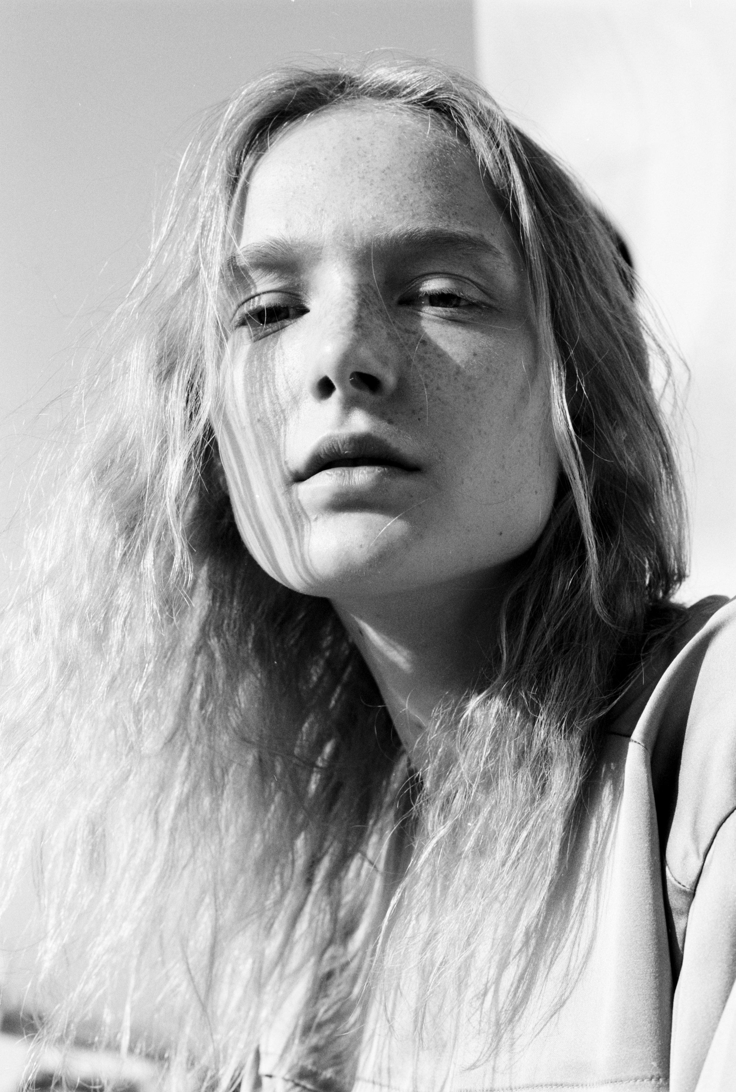 "Maja Salomon ""Top model"""