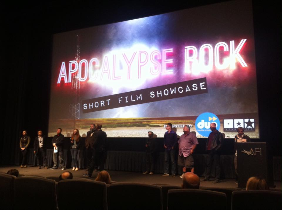 Apocalypse Rock Film Award | MD, 2015