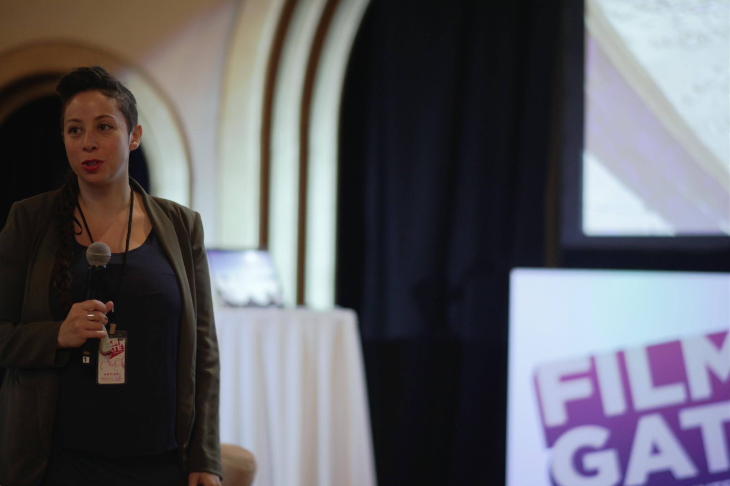 Speaker at StoryCode |  2016