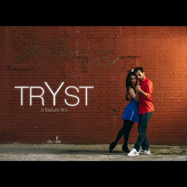 Continuing to get suave up in here #trystmovie