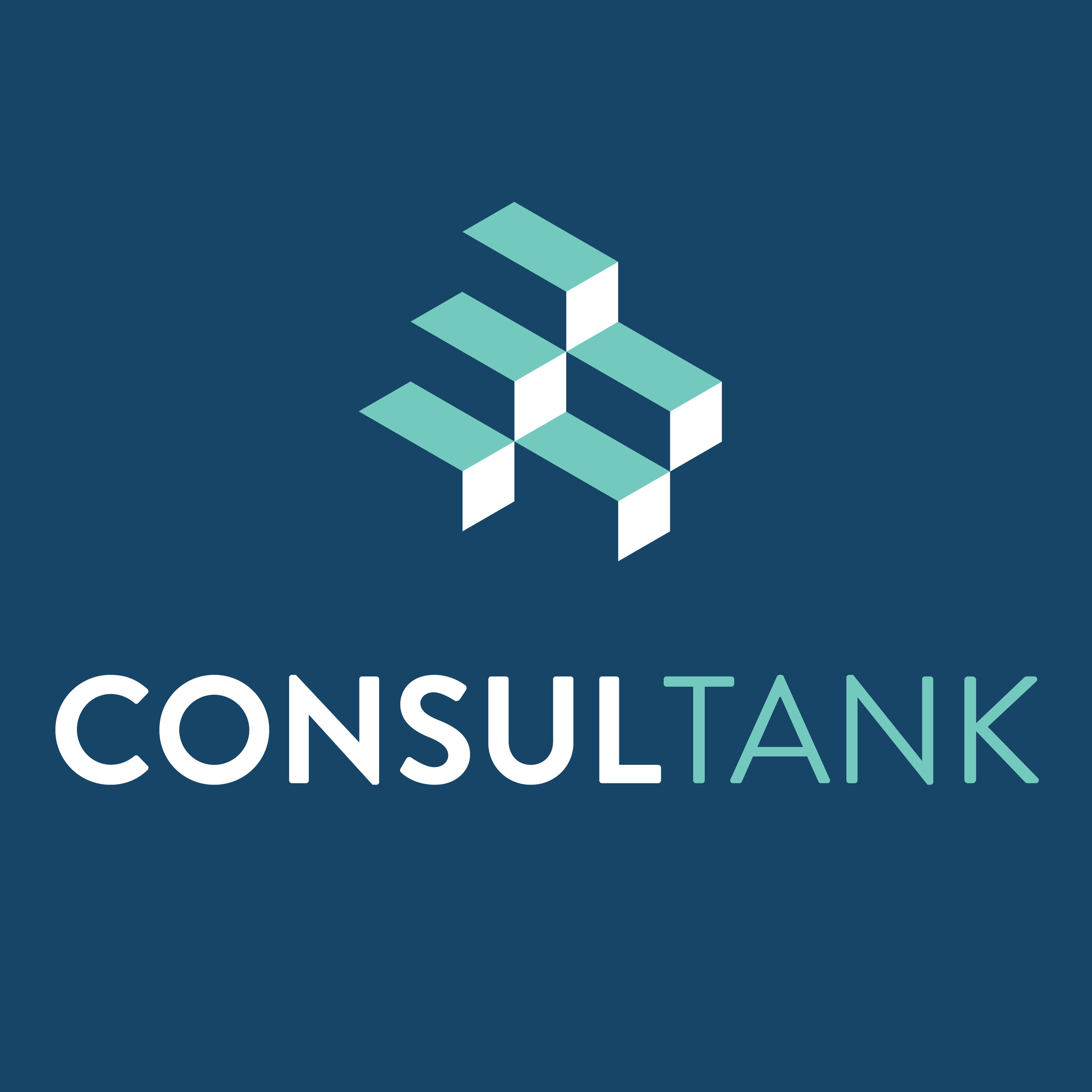 Consultank - Branding IdentityDigital DesignStrategyMarketing