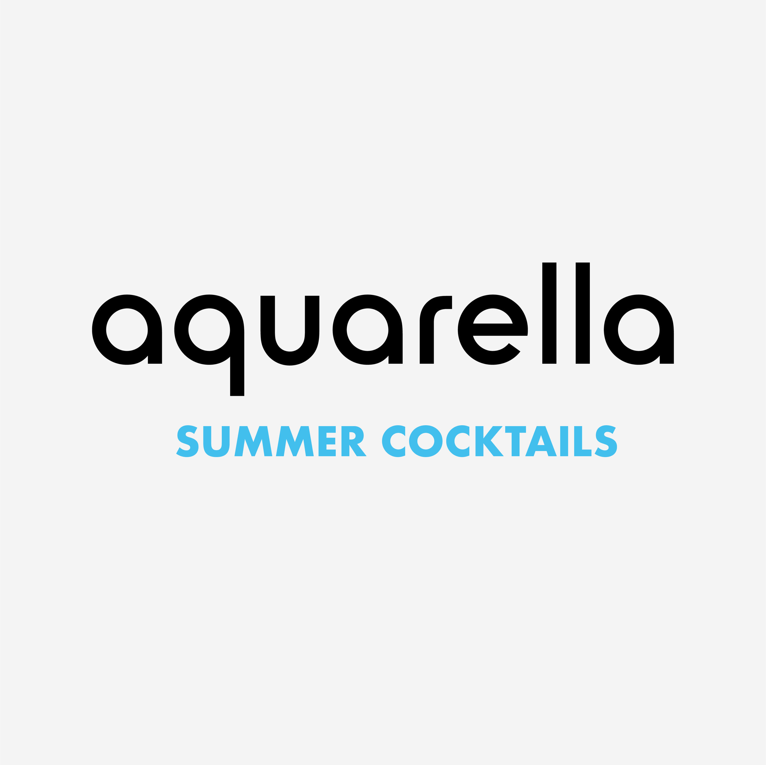 Aquarella - Environmental GraphicsMarketing