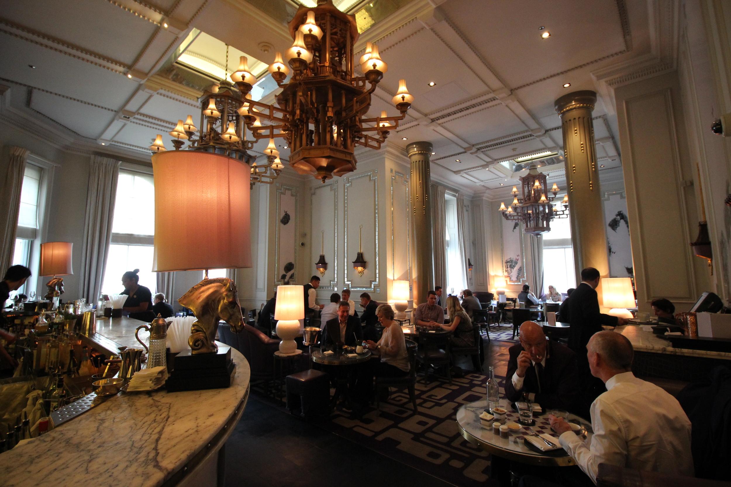 Artesian Bar in the hotel