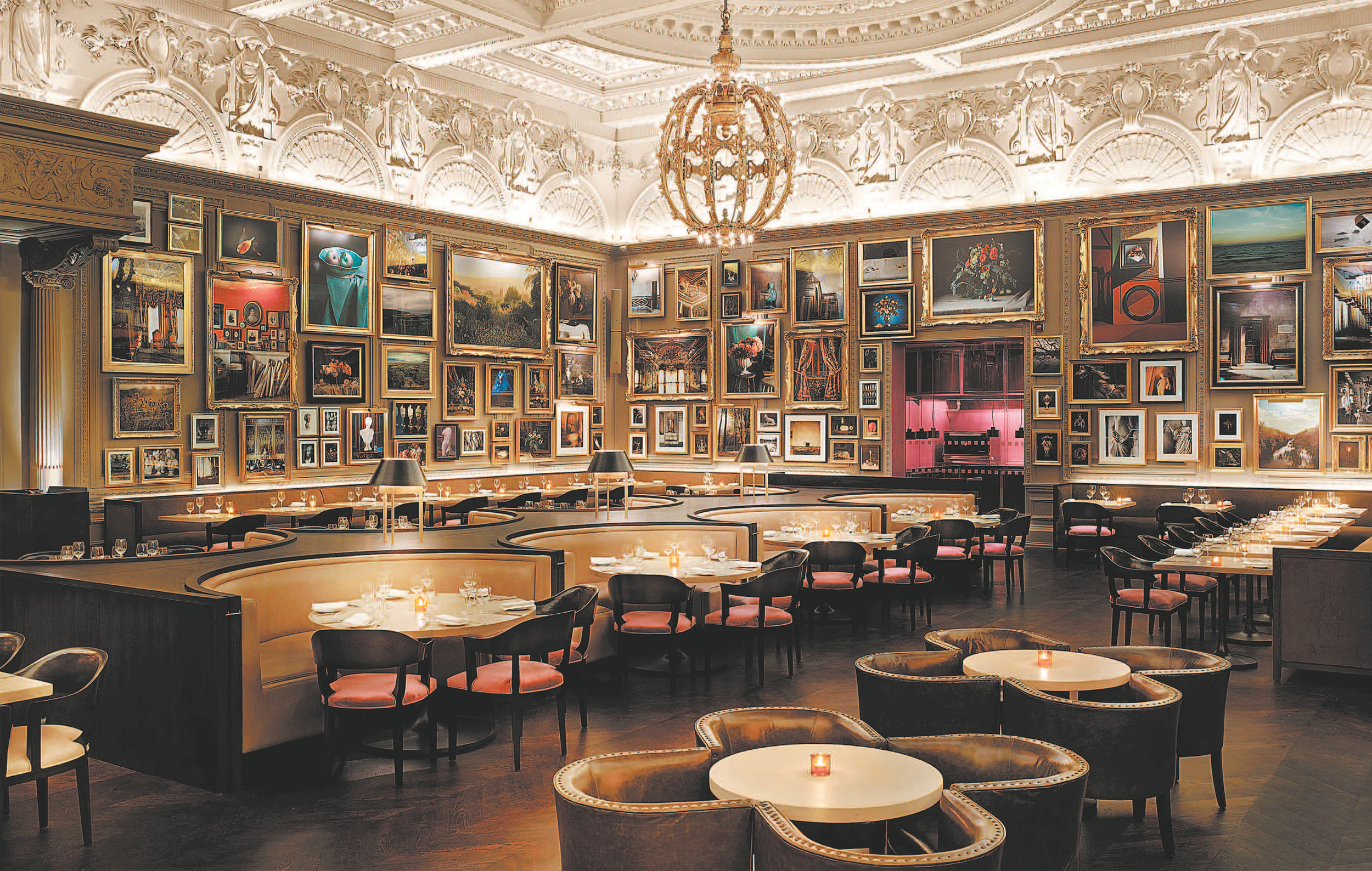 Berners Tavern (photo courtesy of Chichaus)