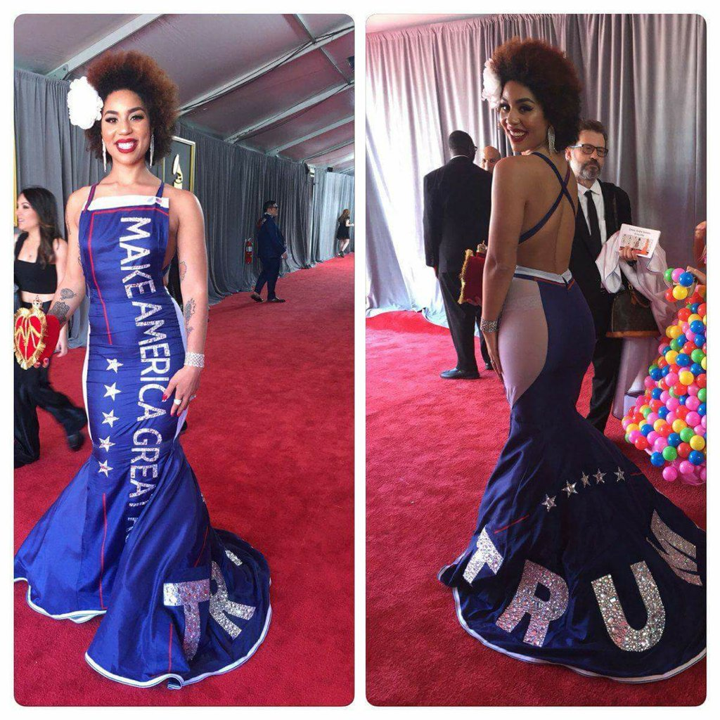 Joy Villa Who? The sooner we can forget, the better.