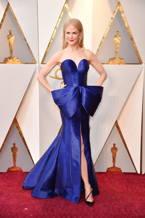 Nicole Kidman in Armani Prive