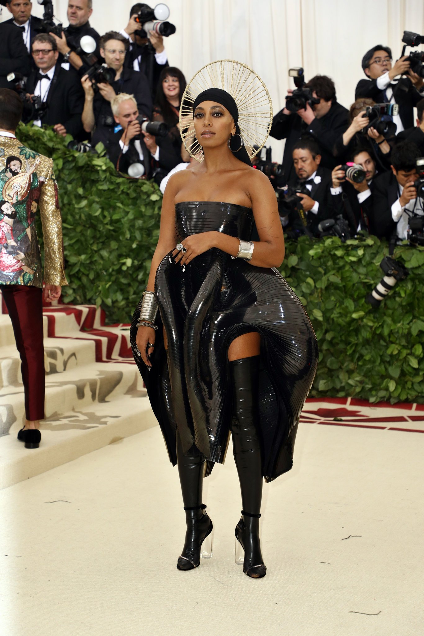 Solange Knowles  in Iris van Herpen