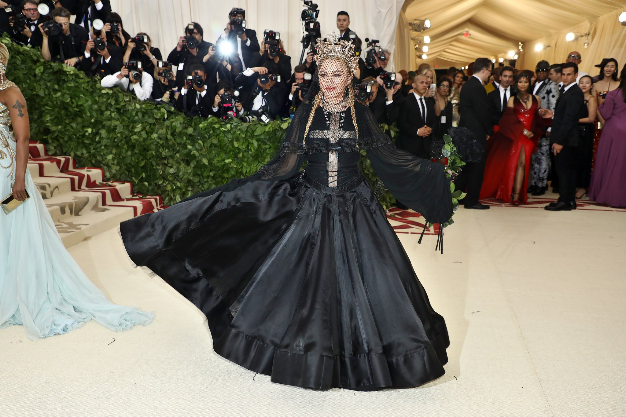 Madonna  in Jean Paul Gauthier