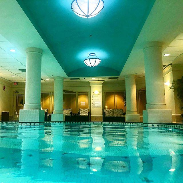 Serenity @fairmontpalliser #spoiledsplendid #swimming #pool #hotel #relax #instapool #instatravel #travel #instagood