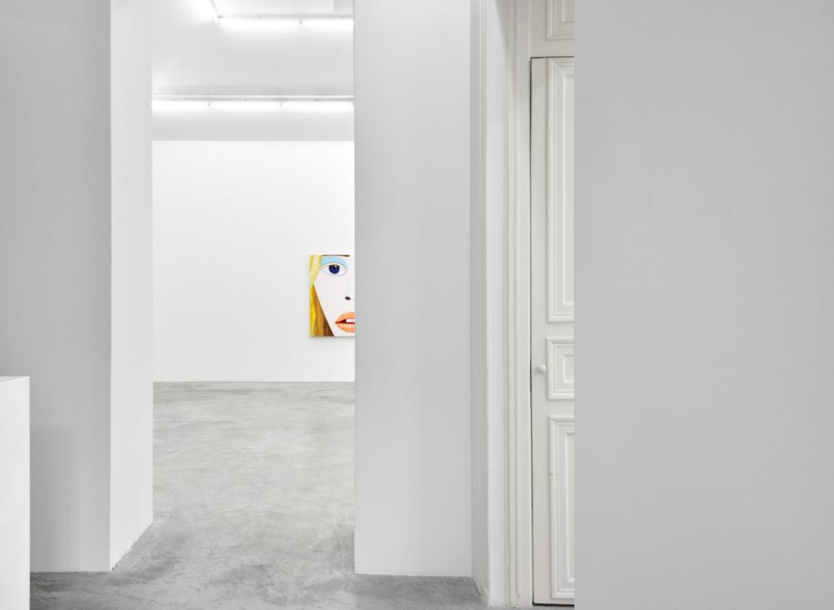 Installation View: Almine Rech Gallery