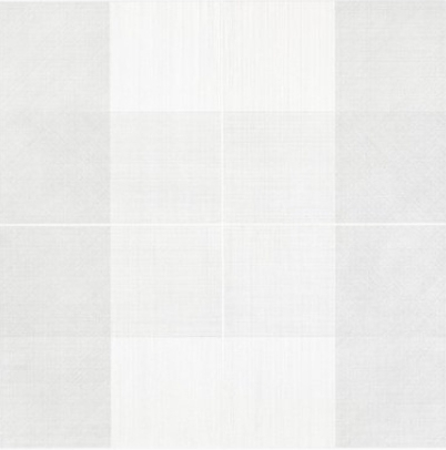 "1968, Graphite on Wall 48"" x 48"""