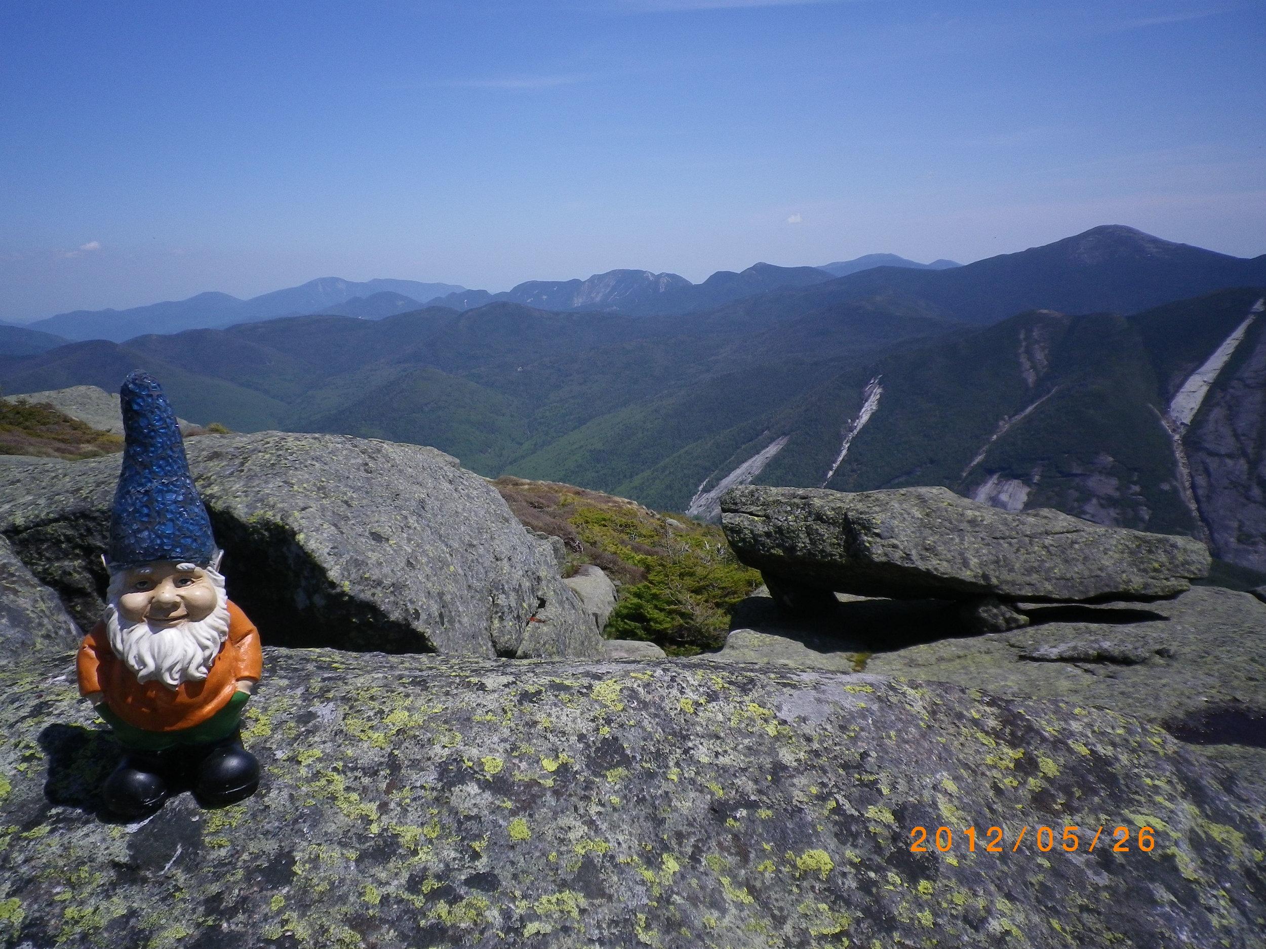 Algonquin Mountains, 2012  Gnelson Gnome