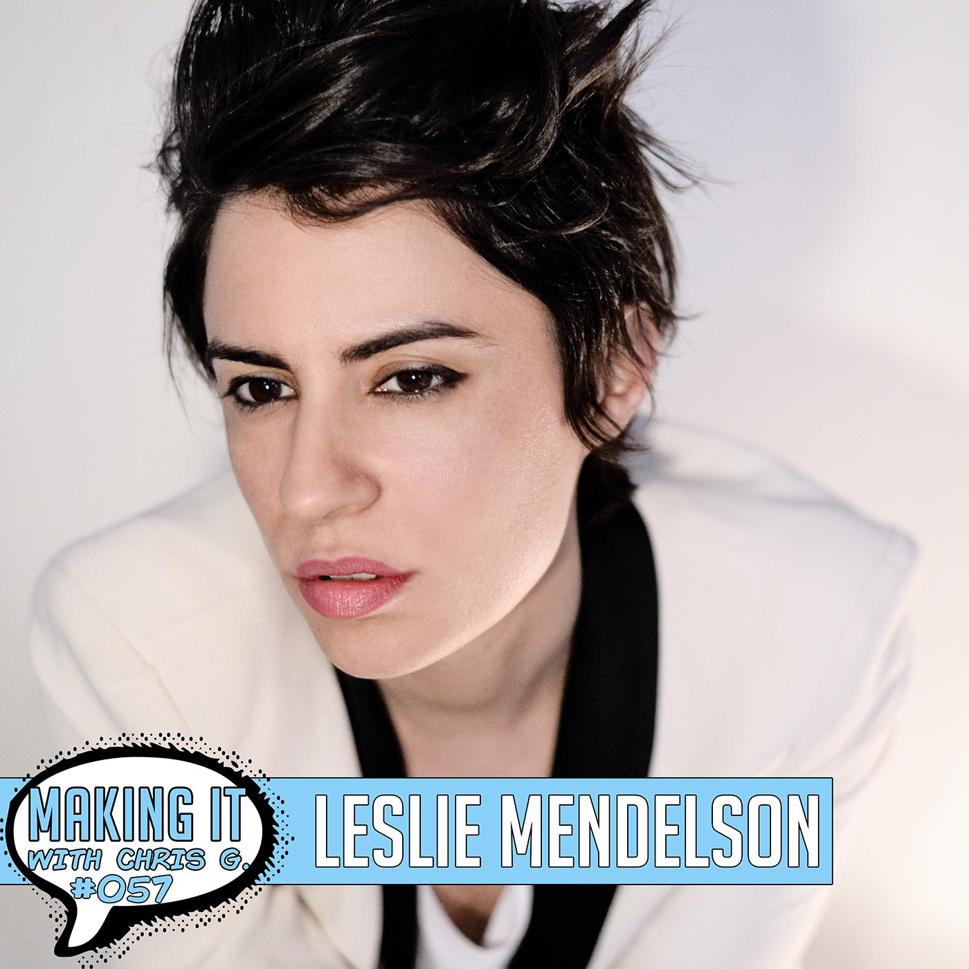 EP057 Cover Leslie Mendelson.jpg