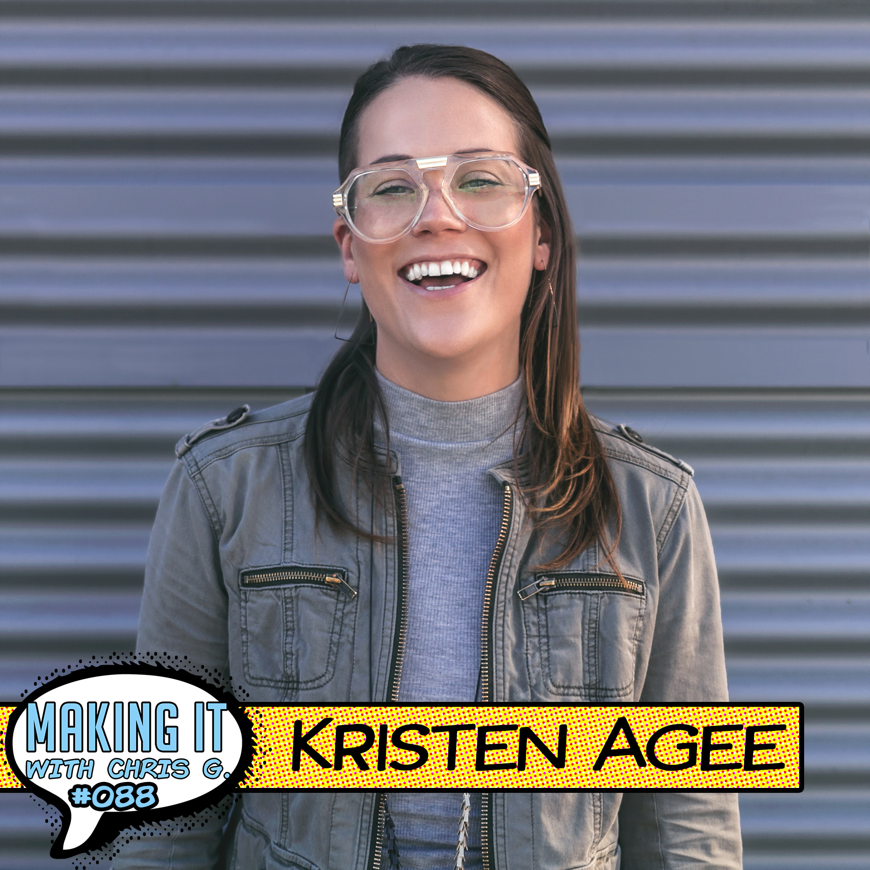 Kristen Agee - Synch Licensing for TV and Film and Sound Design — Making It  with Chris G.