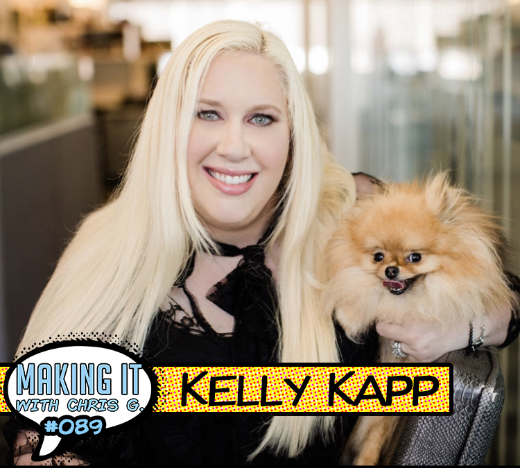 Kelly Kapp with Adora DORAble Duchess of Fluffington