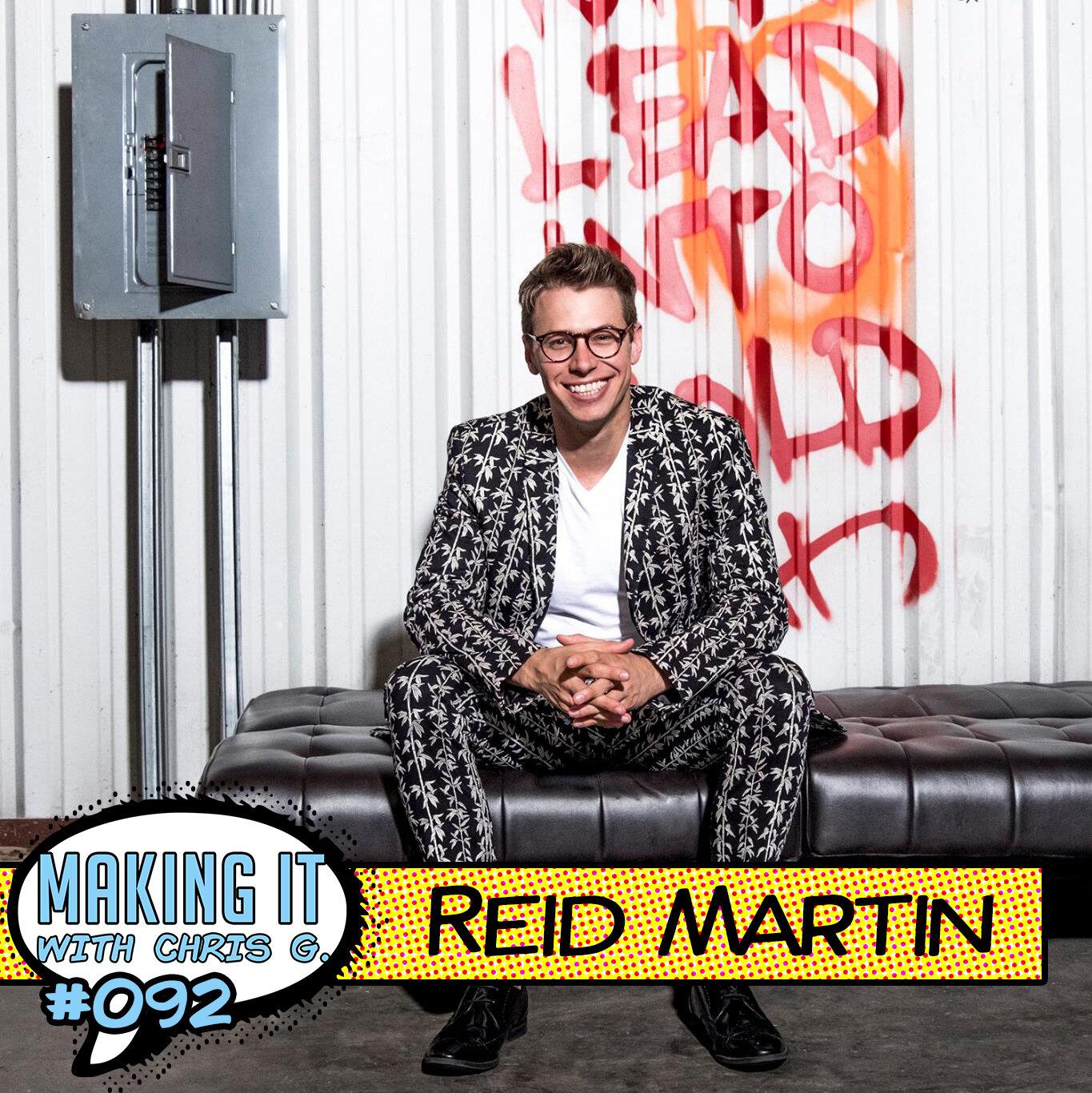 Reid Marting, MidCitizen