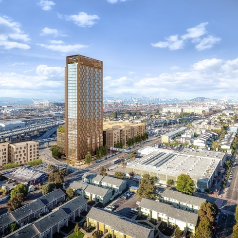 West Oakland Mixed-Use Project, Kirkham, has been approved - One of the Bay Area's most forward-thinking transit-oriented developments just got the green light from Oakland's Planning Commission.