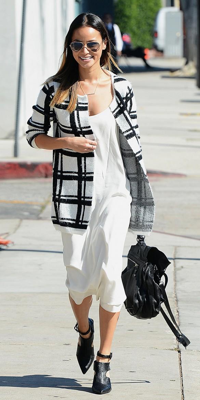 White  Slip Dress  | Photo: Rise