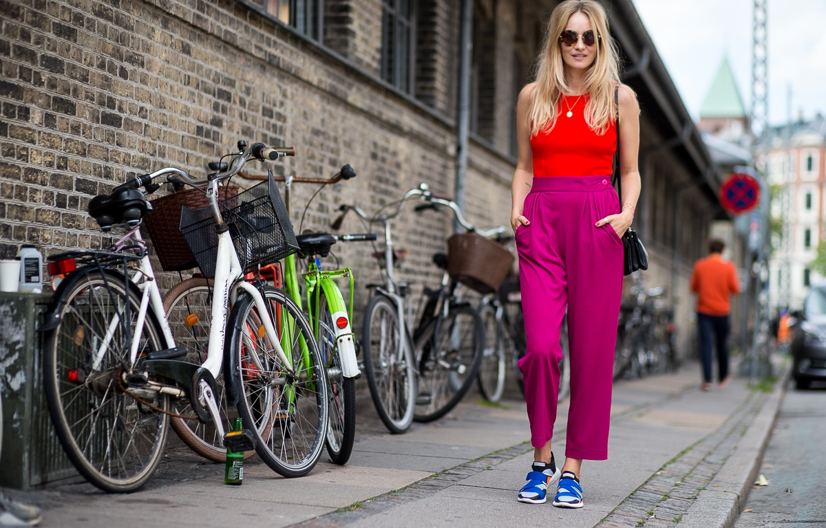 The Summer Color Combo In Your Horizon @acheekylifestyle by Val Banderman