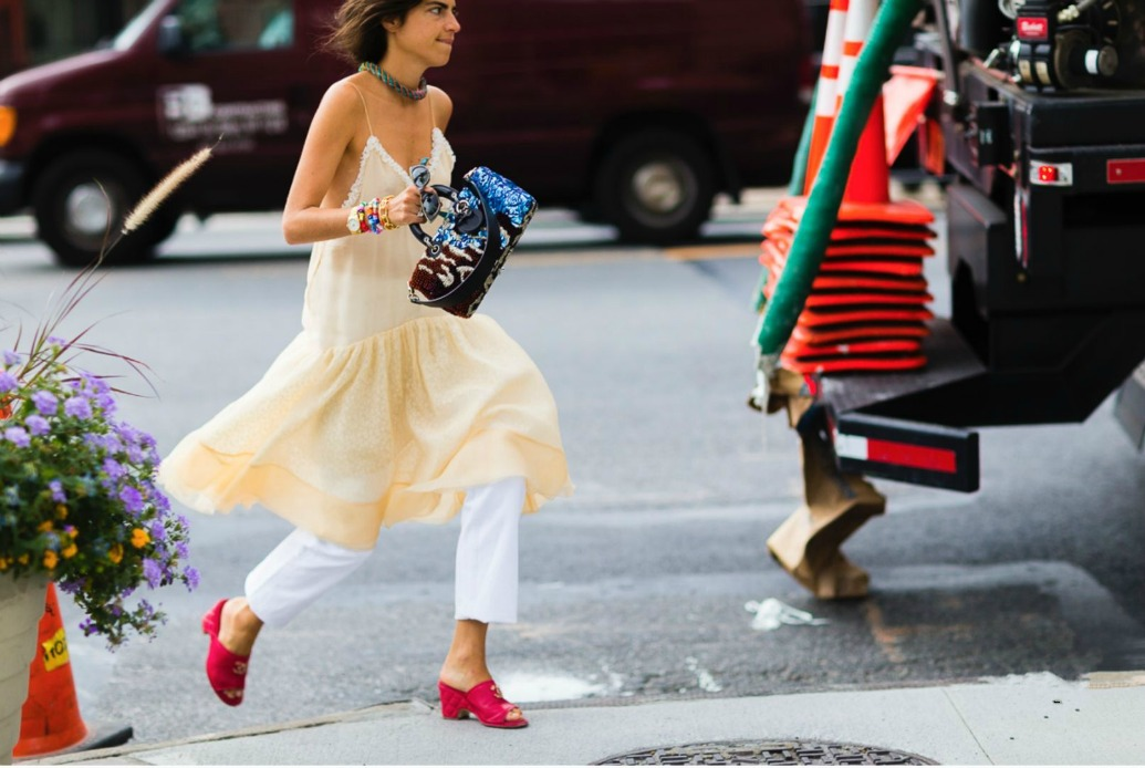 Our Favorite Street Style Looks NYFW 2017 @ acheekylifestyle.com by Val Banderman