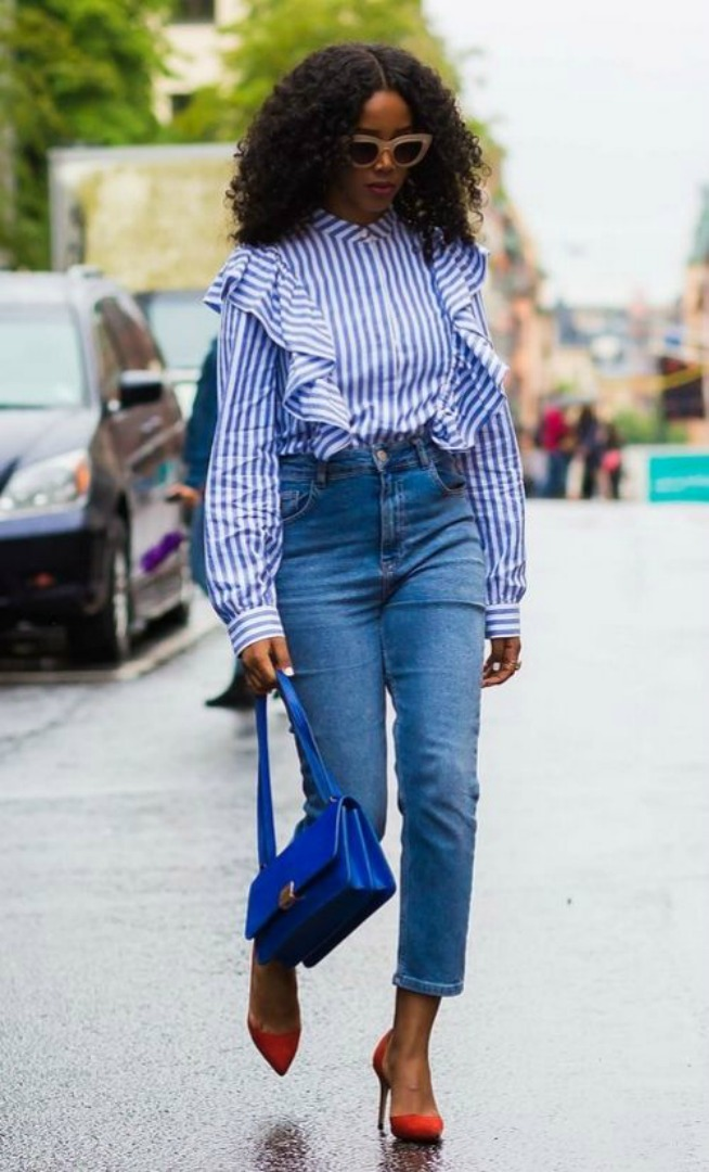 The Shirt That Never Goes Out of Style @ acheekylifestyle.com by Val Banderman