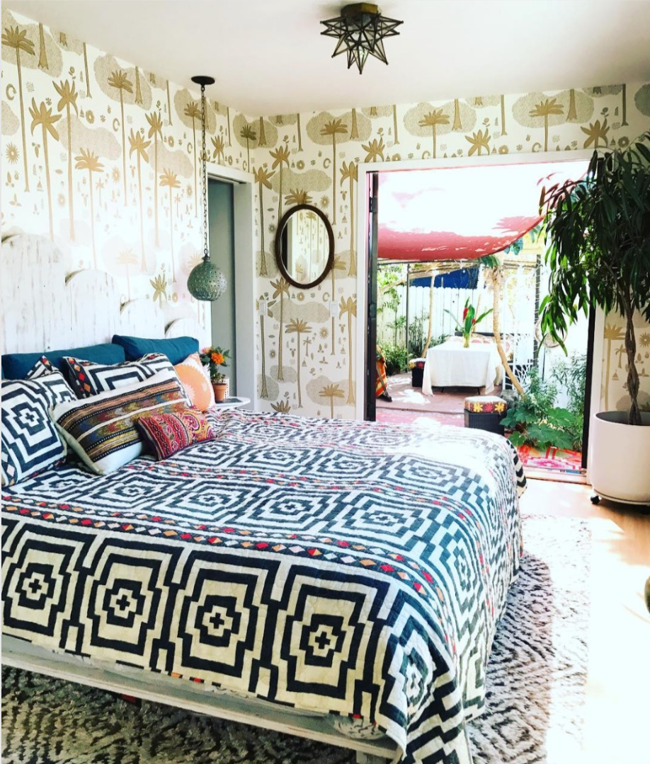 Decorate Wild With My Favorite Pieces From Justina Blakeney Home @ acheekylifestyle.com by Val Banderman