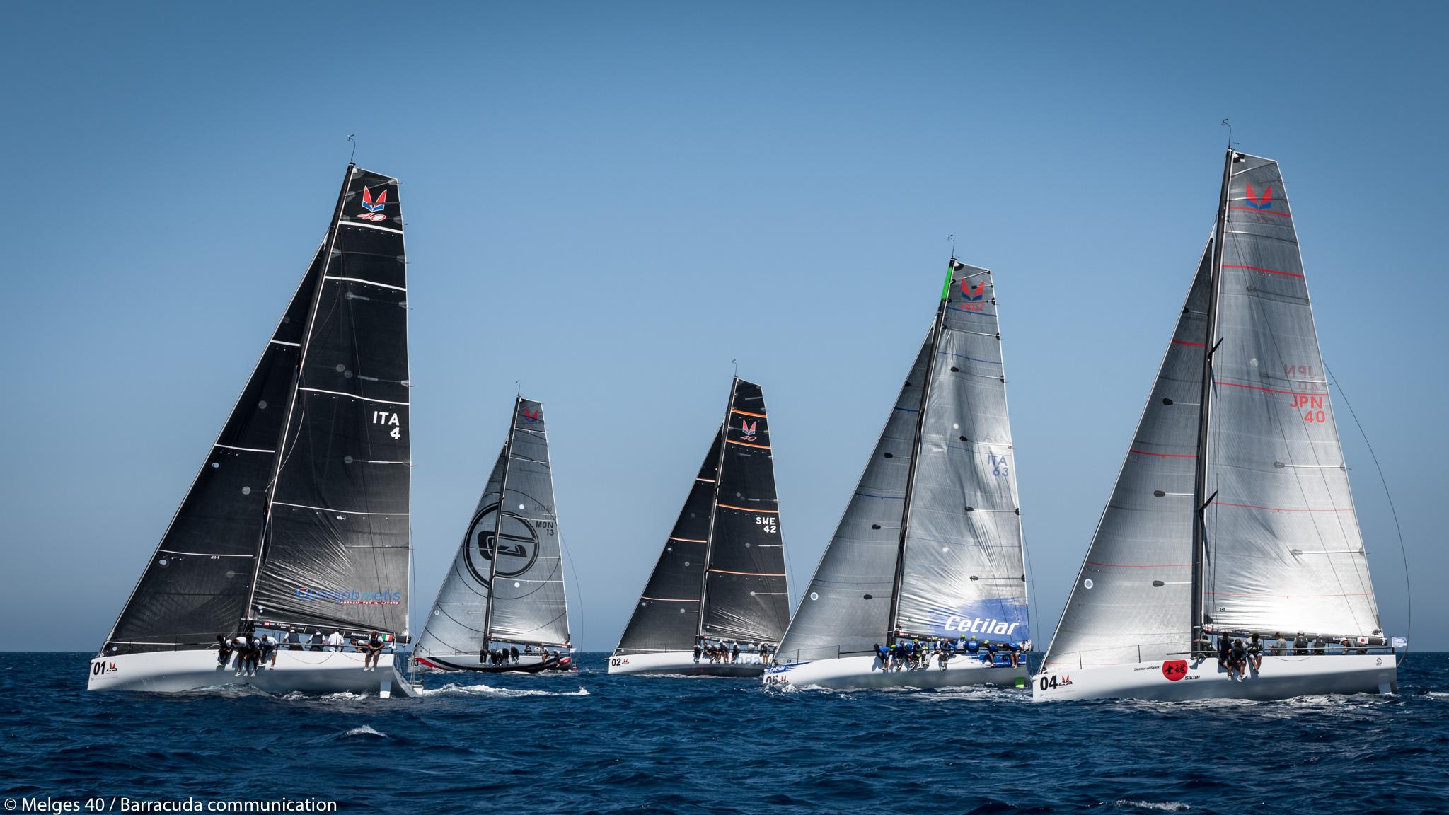 2018 One Ocean Melges 40 Grand Prix, Porto Cervo