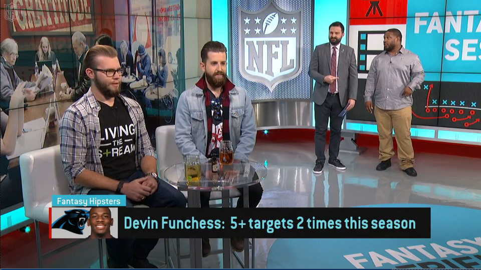 Video: Fantasy Hipsters on Devin Funchess