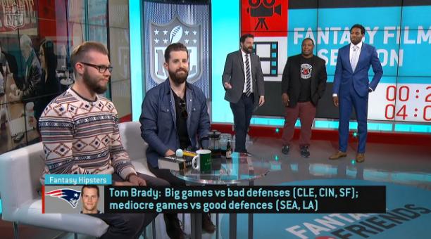 Video: Fantasy Hipsters on Tom Brady