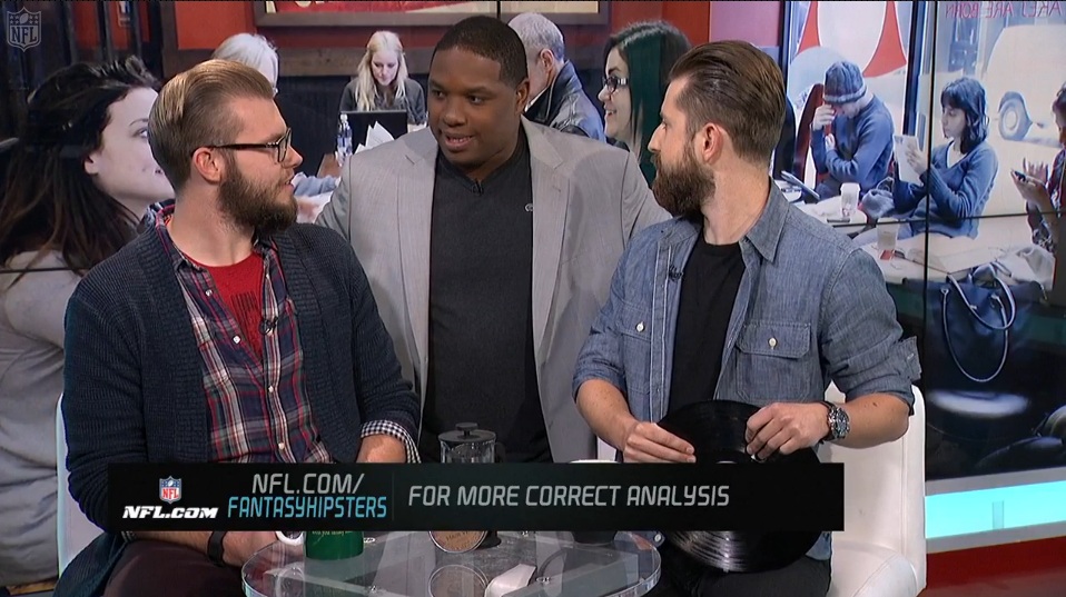 Video: Fantasy Hipsters on Playoff Challenge