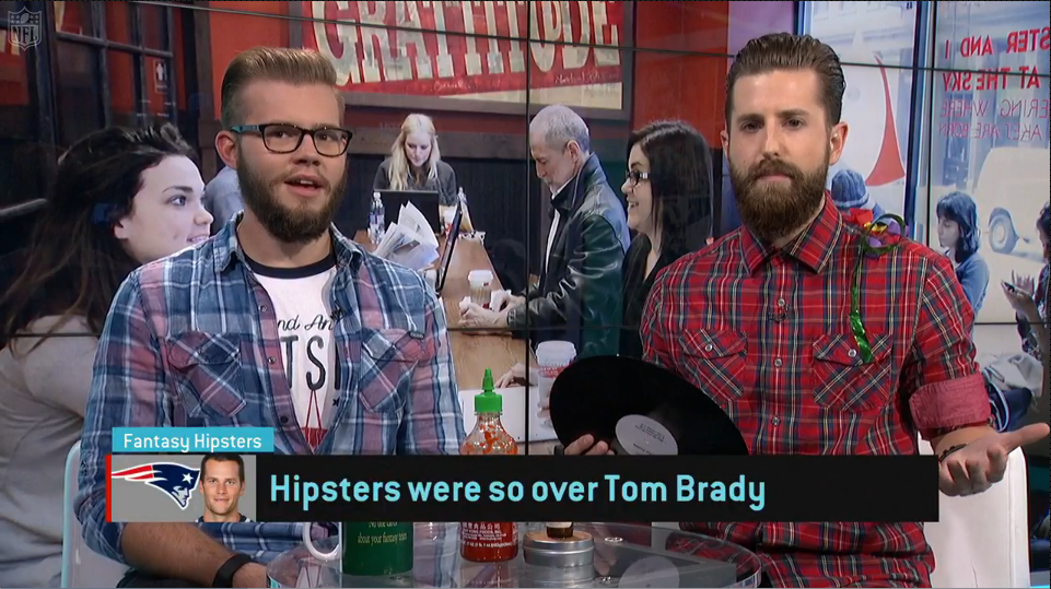 Video: Fantasy Hipsters on Kenneth Farrow