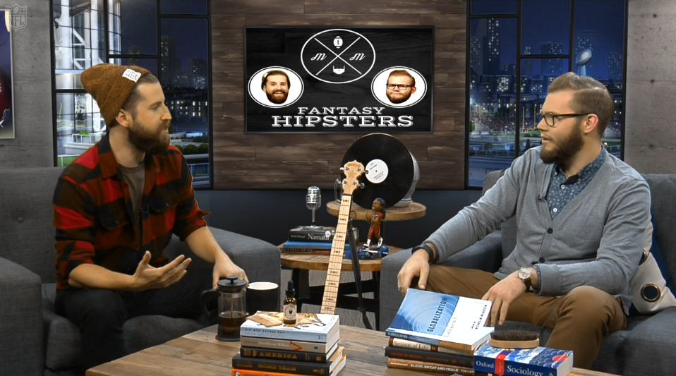 Video: Fantasy Hipsters on NFL NOW