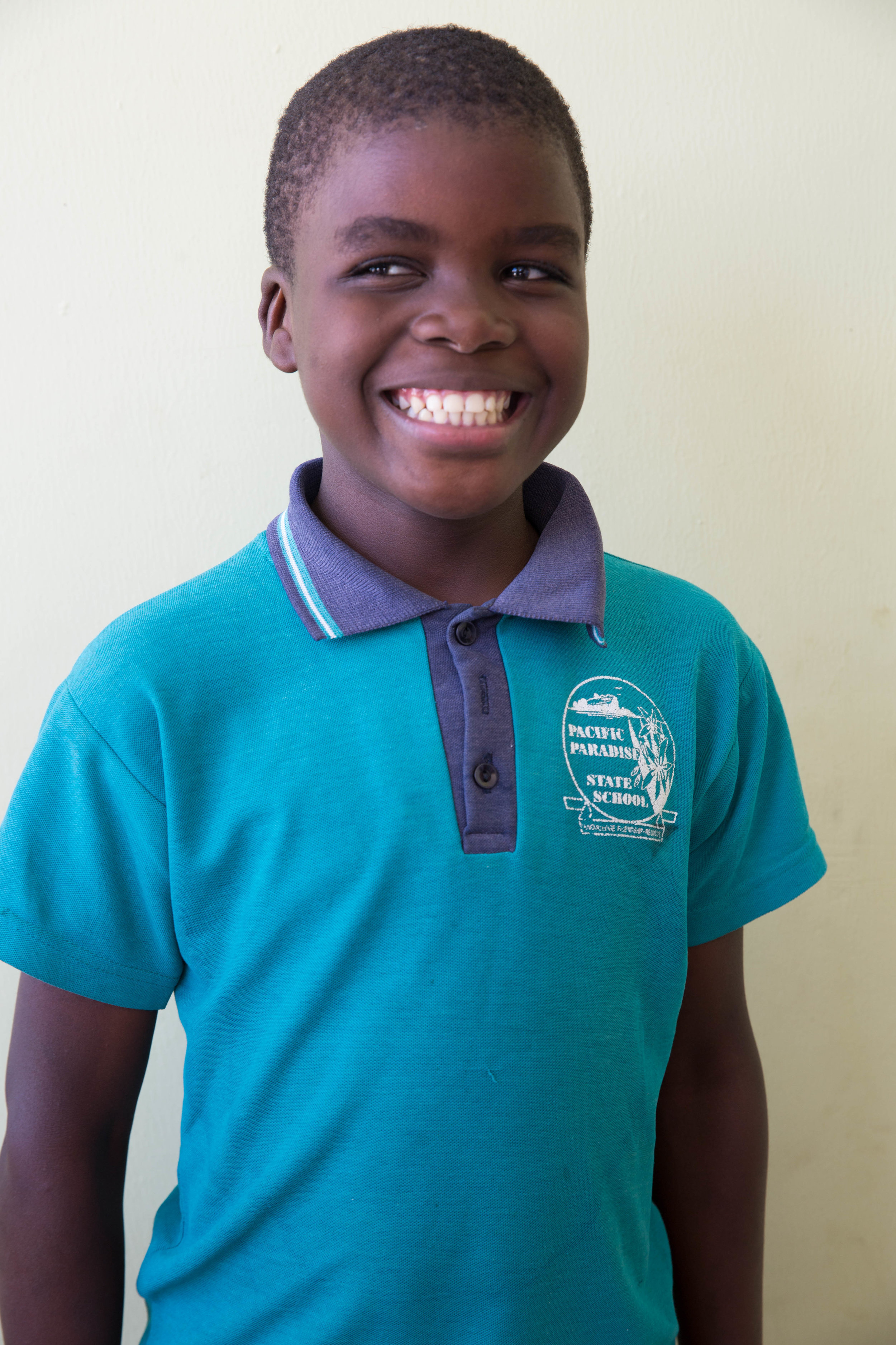 Elijah Emanuel Manyilizu   Age 10