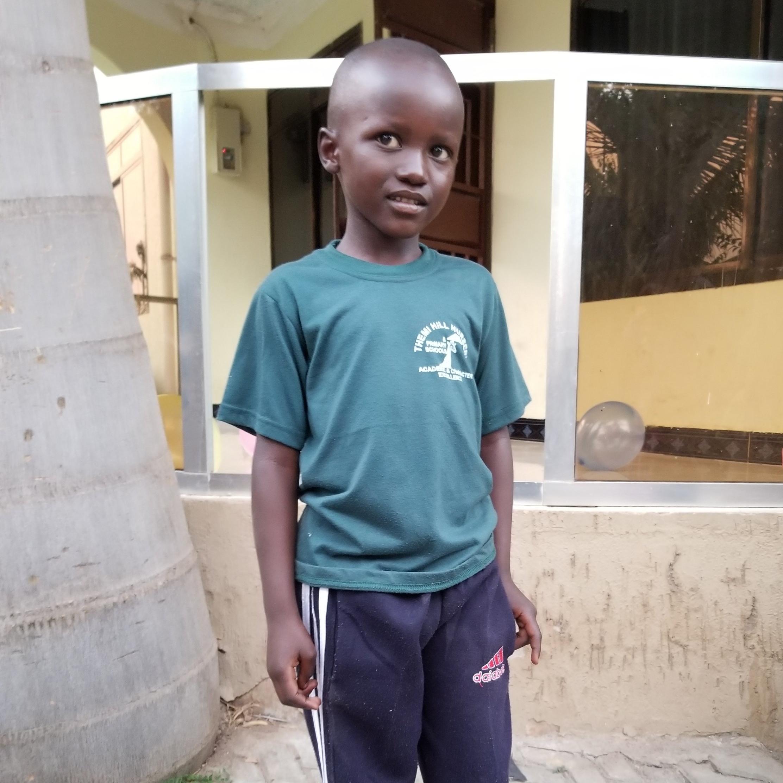 Timothy Ngelela   Age 7