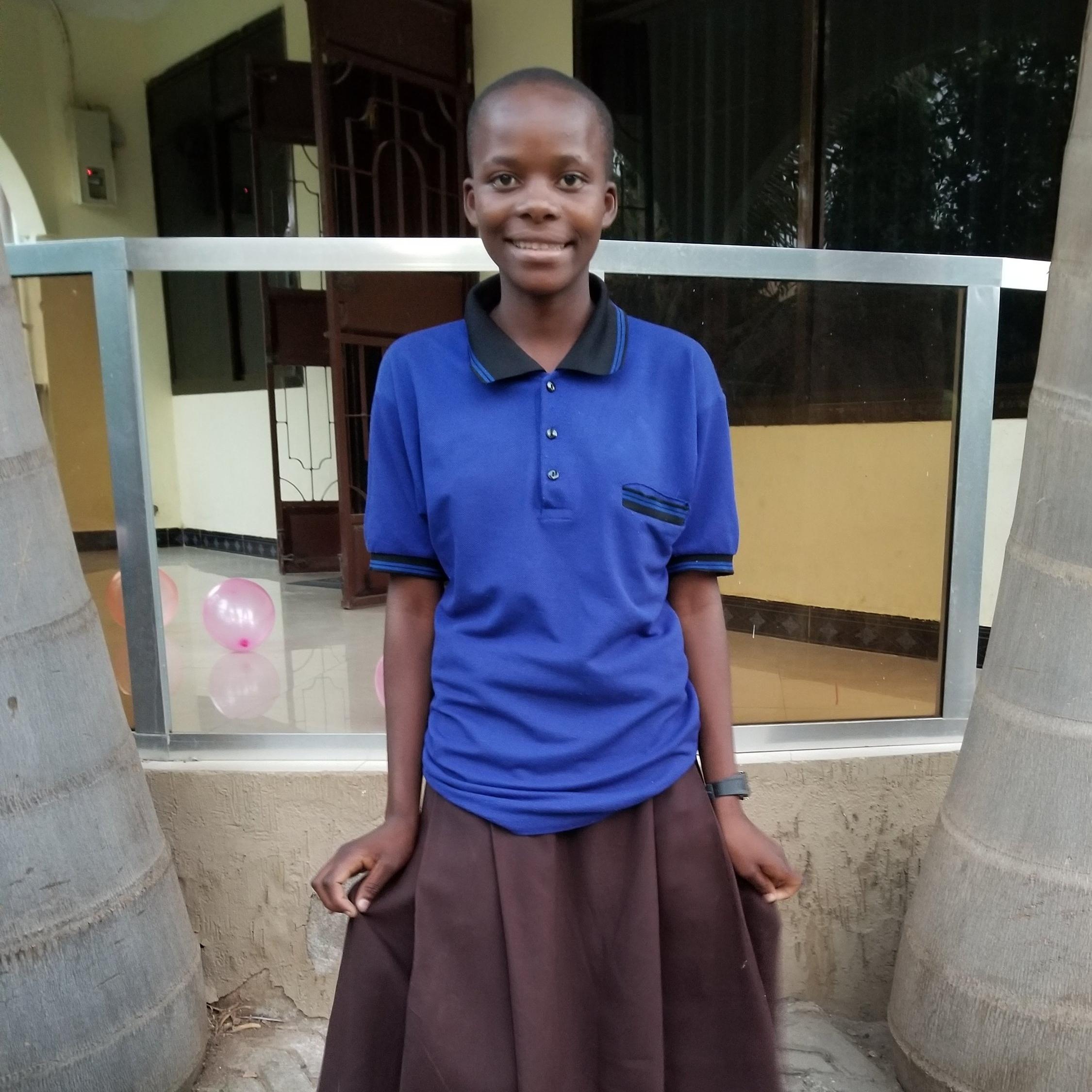 Chiku Nkwabi Mahona   Age 16