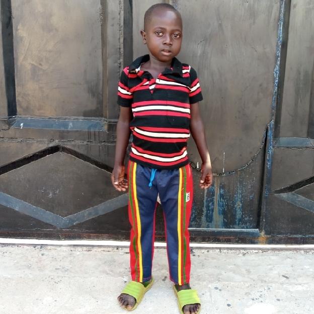 Joshua Matthew Malago   Age 6
