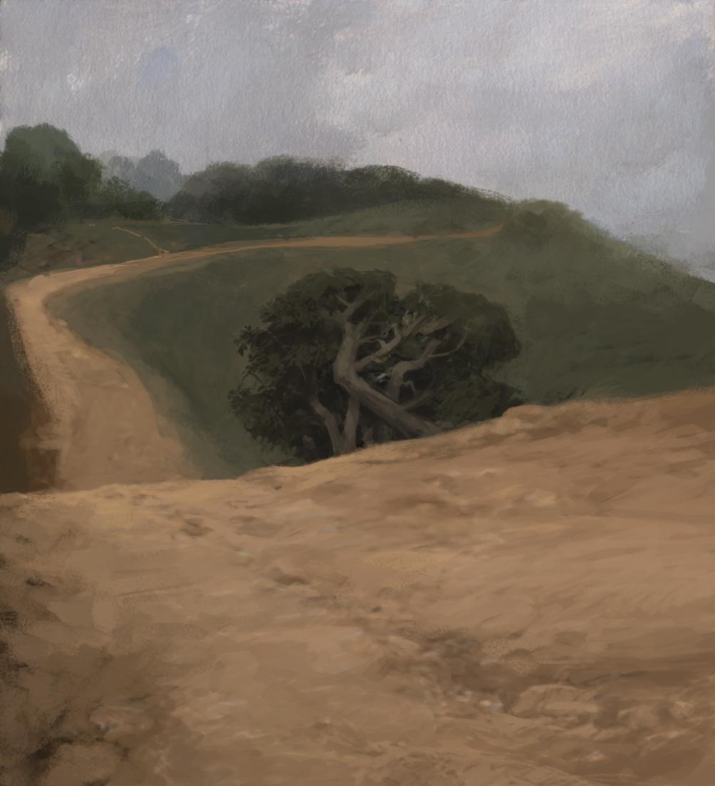 FRYMAN CANYON TRAIL