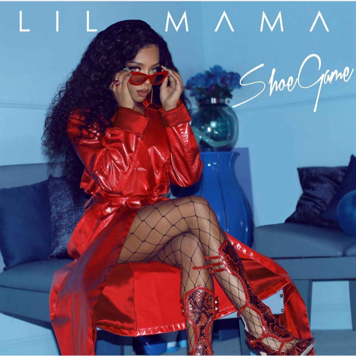 Rapper Lil Mama - FEATURED ON LIL MAMA NEW RELEASED ALBUM COVER