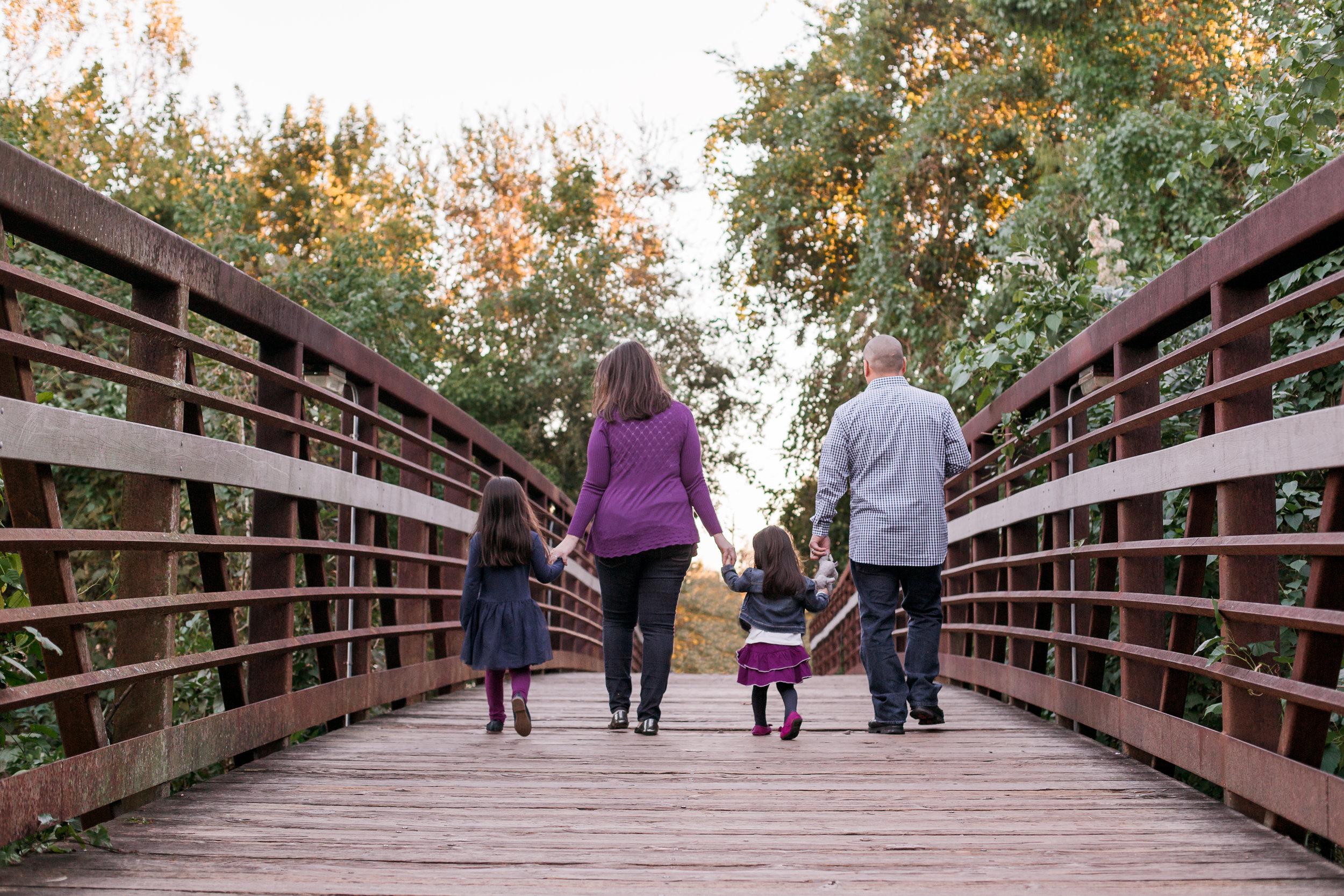 Fun Family of Four Photos   Sugarland TX