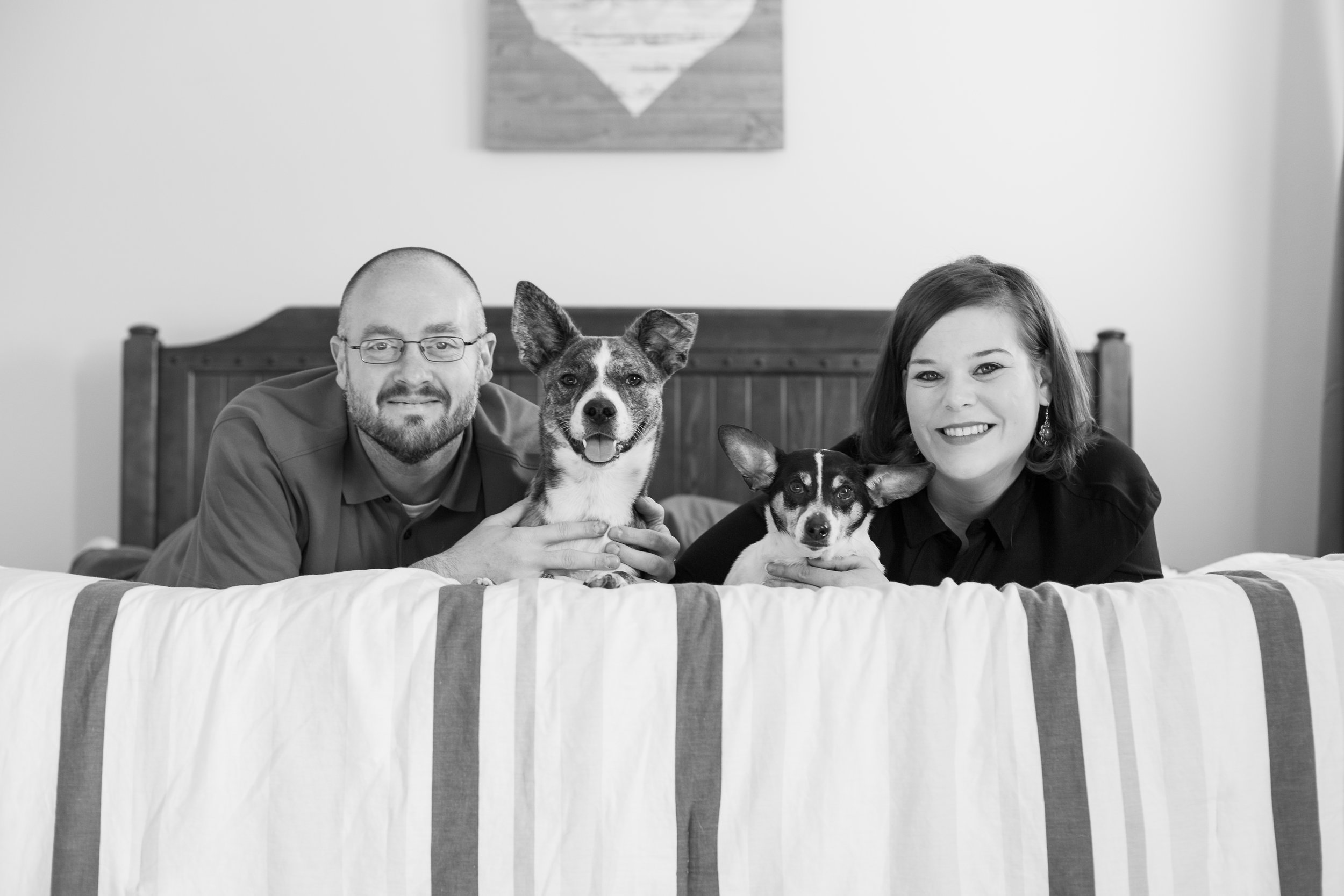Family with Pets Photos | Cypress TX