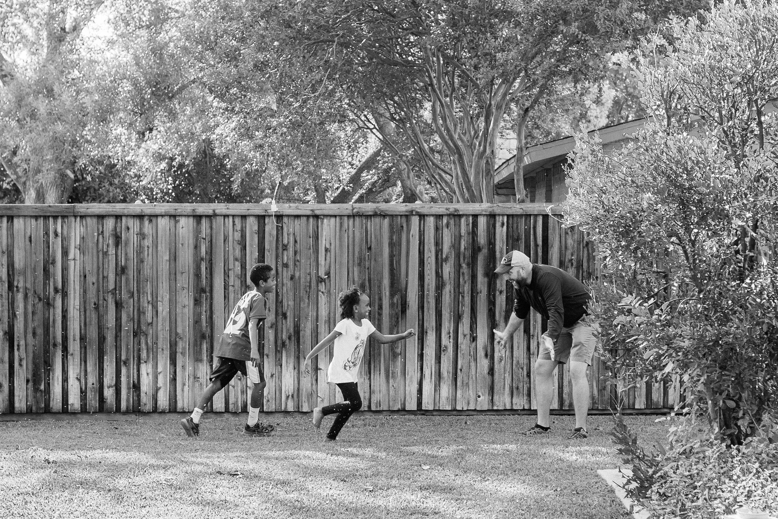 Fun Family Photographer in Houston
