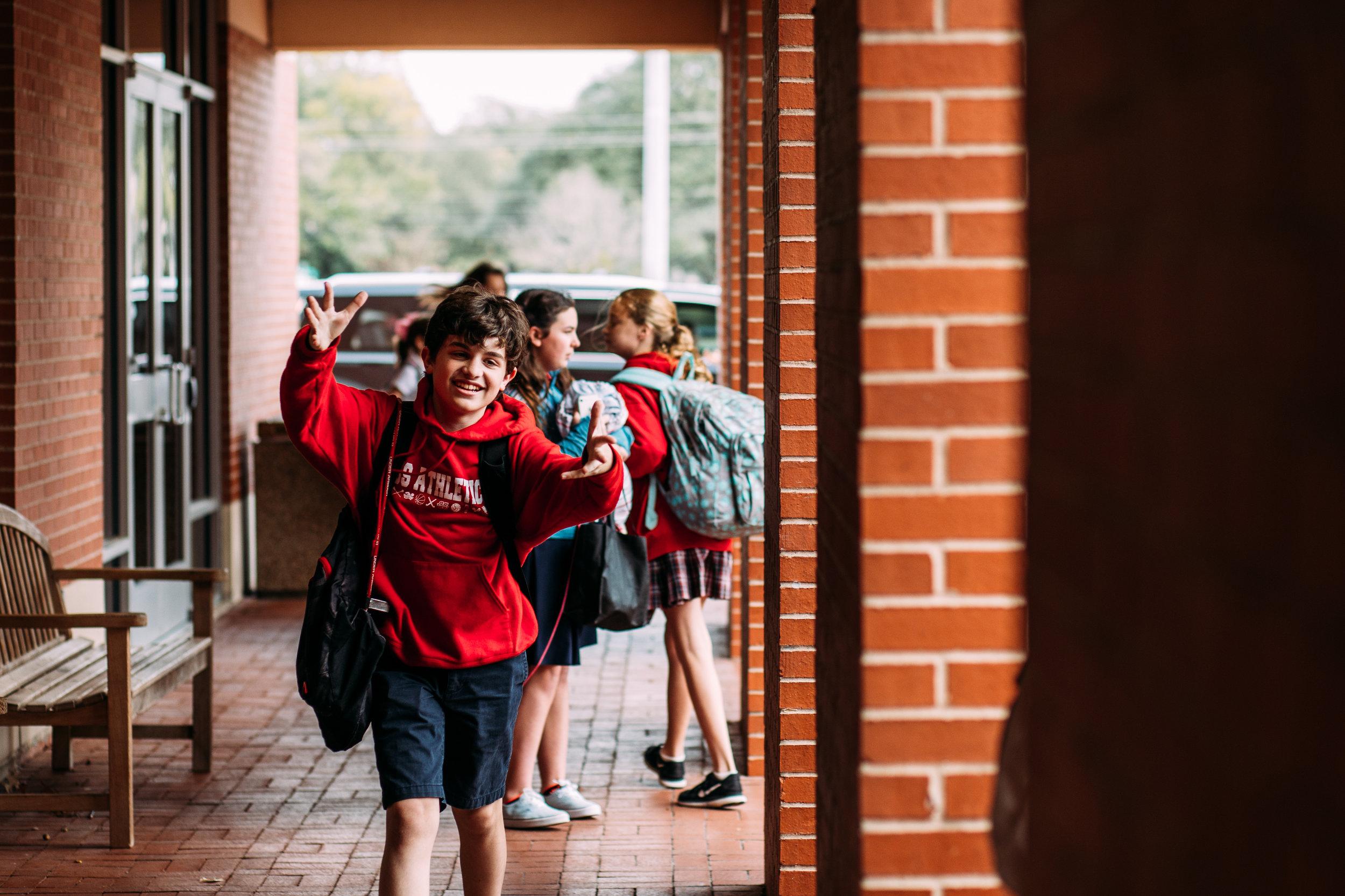 Houston School Photography - 6th River Oaks Baptist School--5.jpg