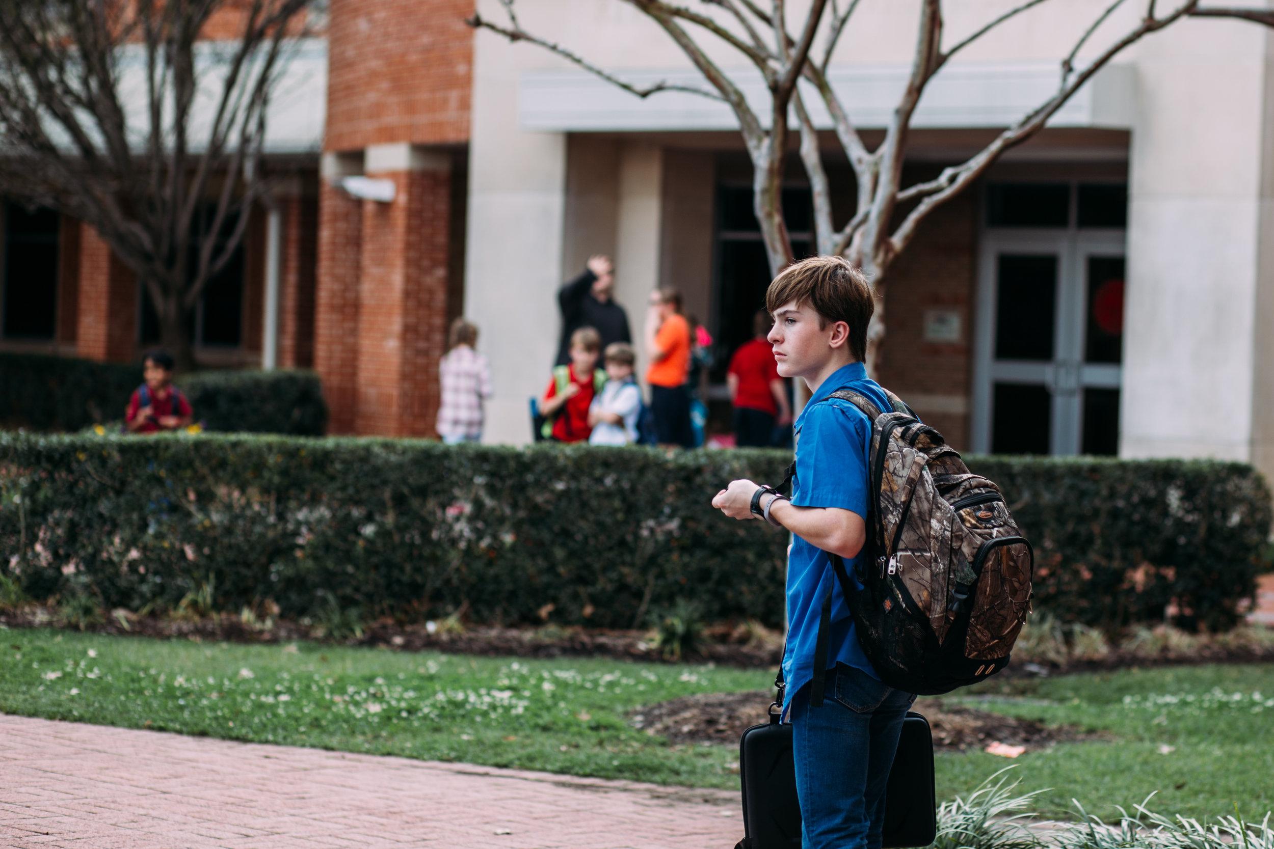 Houston School Photography - 7th River Oaks Baptist School-2.jpg